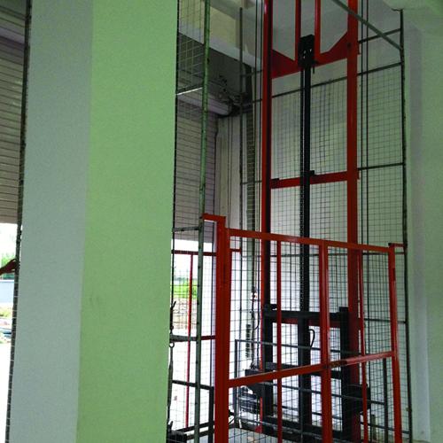 工厂仓库专用货梯升降平台